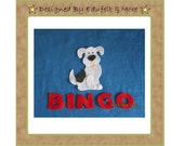 NEW - Bingo - Felt Set - Teacher Resources