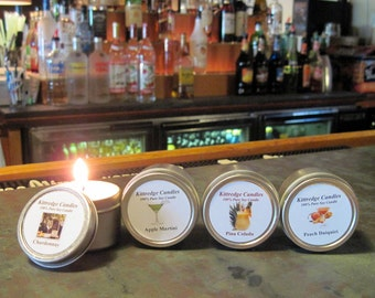 LADIES NIGHT OUT Sampler (four 2-oz soy candles)