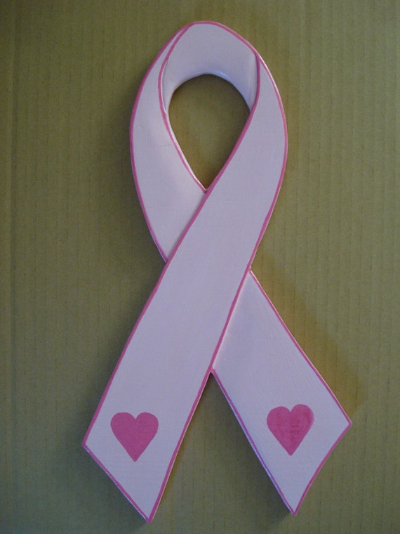 Breast cancer novelty items