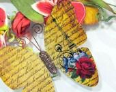 Butterfly Embellishments Papillon