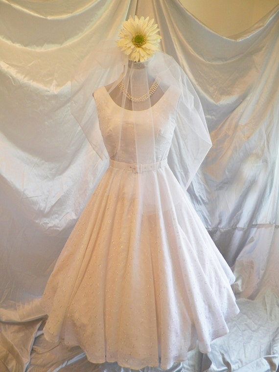 1950s 50s Vintage Inspired Wedding Formal Cocktail By