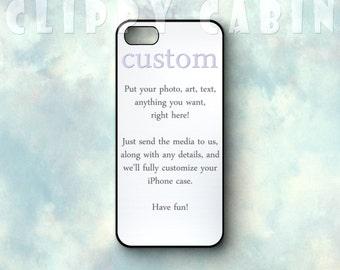 Personalized iPhone Case Custom iPhone Case Personalized iPhone 5 Case Personalized iPhone 5C Case Personalized iPhone 6 Case Custom