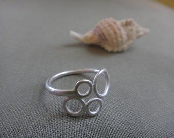 Beach Bubbles Ring