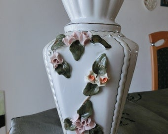 Handmade Vintage Vase from Hungary