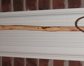 Womens or Childs Crooked Man's Solid Dogwood Hiking Stick 43 Inch
