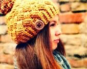 Walda Hat Crochet Pattern