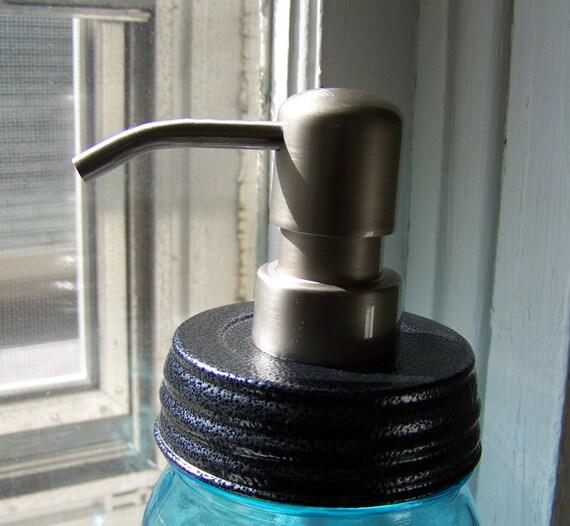 Metal Pump For Mason Jar Metal Pump Lid For Mason Jar