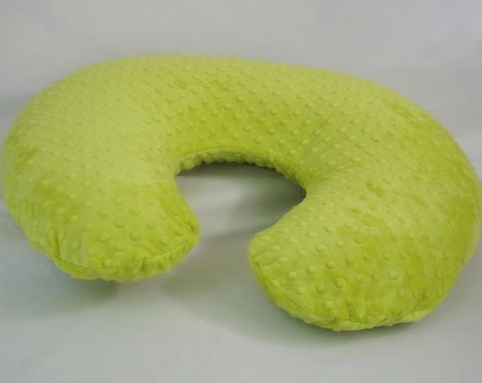 Boppy Pillow Cover Nursing Pillow Cover Green Apple