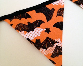 Totally Batty Halloween Bunting