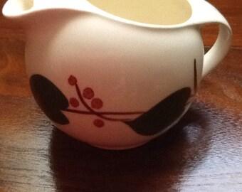 Blue Ridge Southern Potteries Ivy Creamer