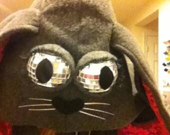 Custom Disco Bunny Hoodie