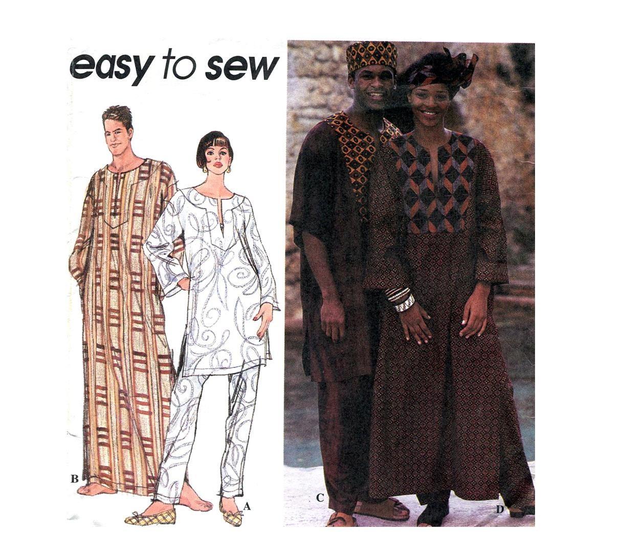 african wrap dress instructions