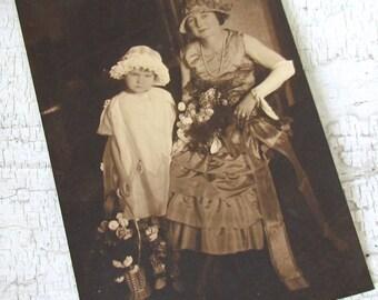 Vintage Millinery Clothing Photo - Sweet Ruth and Doris Jane - Edwardian  M484