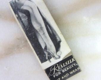 Vintage Real Silk Silk Hosery Repair