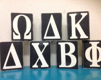 Greek letters sorority letters primitive sign