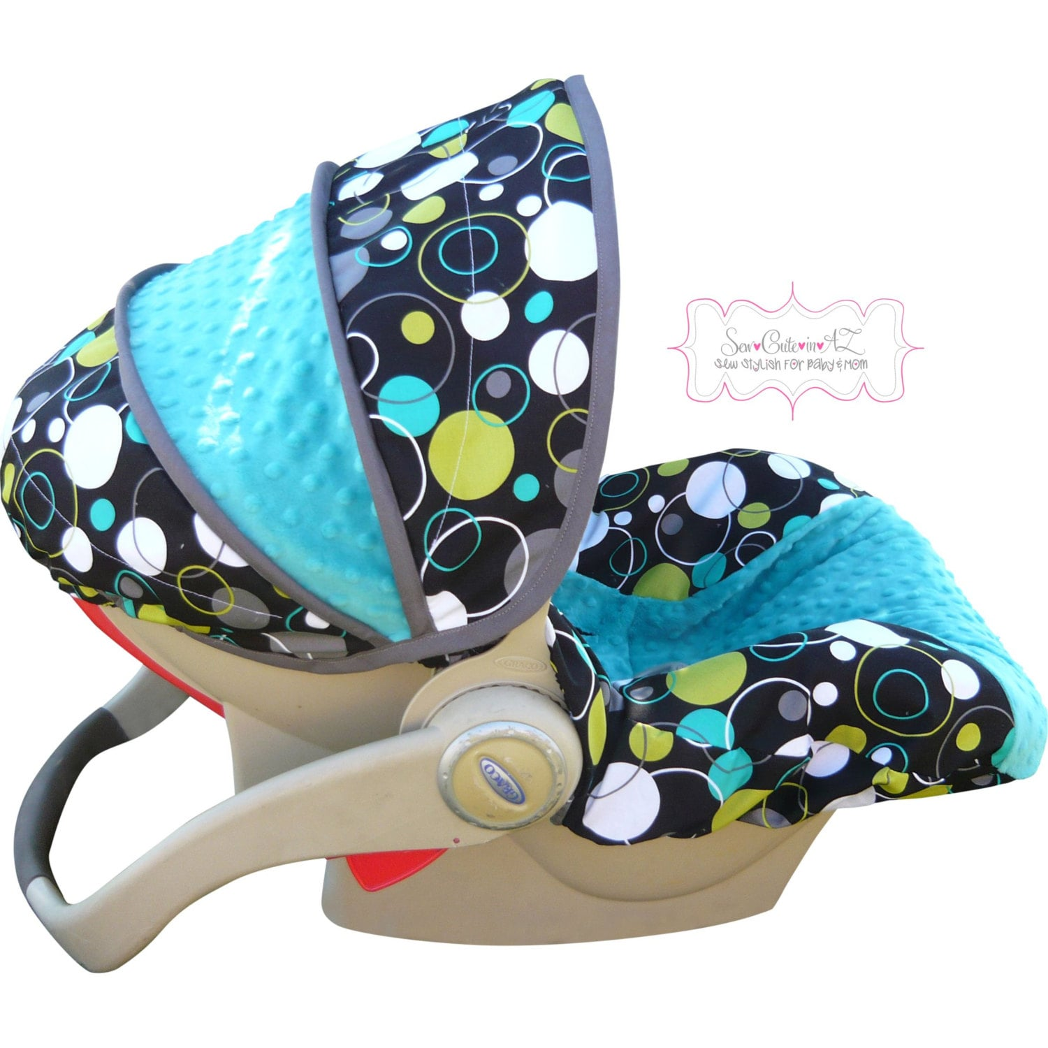 How To Make A Toddler Car Seat Slip Cover