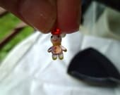 Glass Figurine Charm