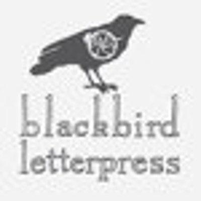 blackbirdletterpress