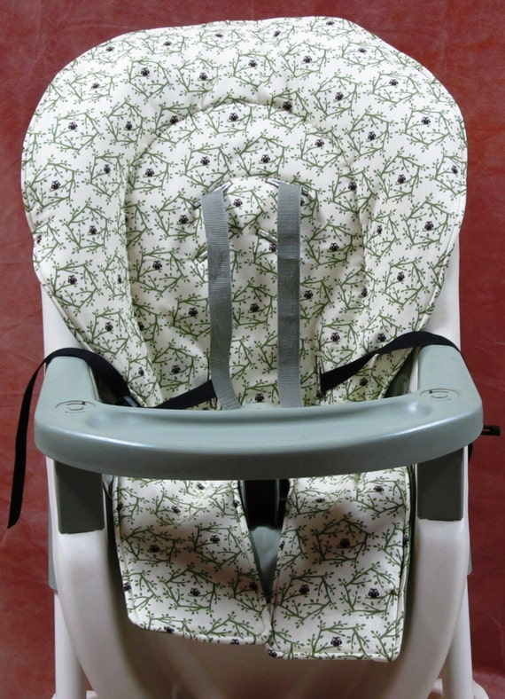 Graco High Chair Cover Pad Replacement Owls In Branches