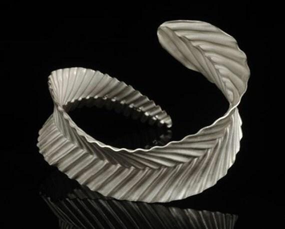 Metamorphosis Cuff Bracelet ooak