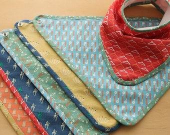 Sewing Box illus, 6 cuts on linen blended, U7119
