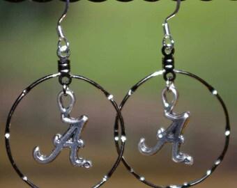 Alabama Roll Tide Earrings