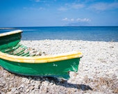 shipwreck - natural paradise photography water boat turquoise beach photography  italy prints italian landscapes seascape tropical sicily