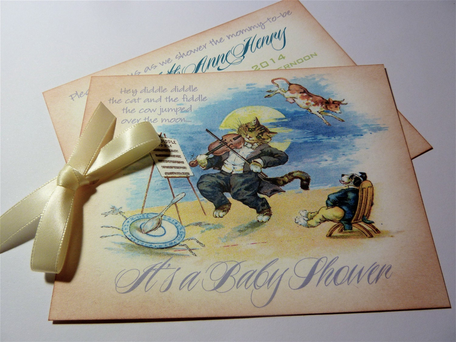 Storybook Themed Baby Shower Invitations and get inspiration to create nice invitation ideas
