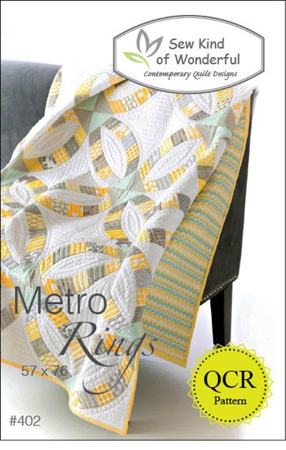 Metro Rings Sew Kind Of Wonderful