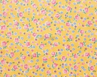 Mini mini flower - Yellow  by Atsuko Matsuyama - Printed in Japan