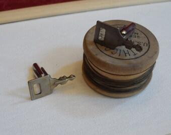 Cabinet Key Cuff Links