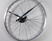 Bicycle Wheel Clock 17 inch