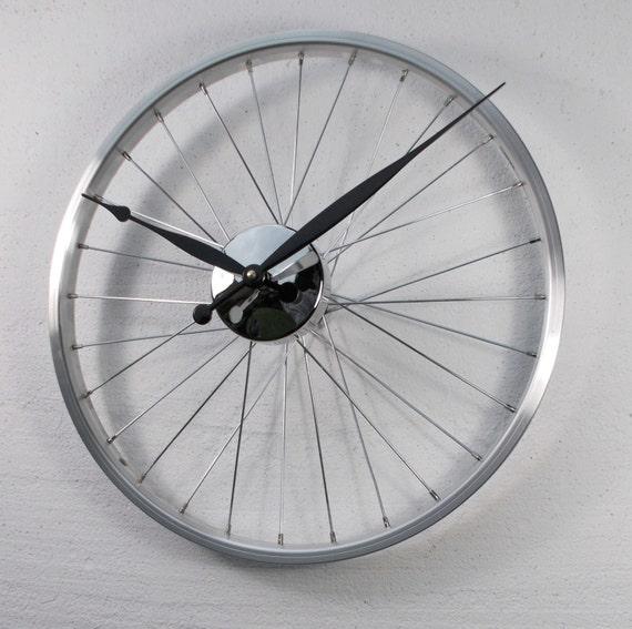 Bicycle Wheel Clock 17 inch