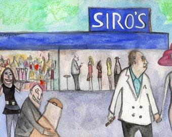 Siros at Saratoga