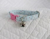 Breakaway cat collar