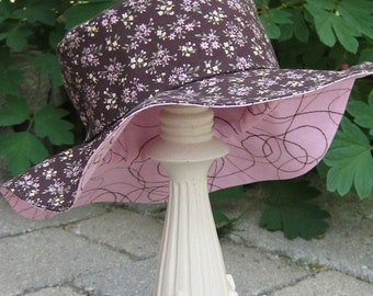 Sun Hat Sewing Pattern