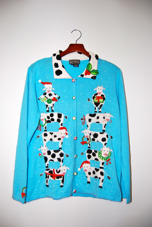 Tacky Christmas Sweater T Shirt