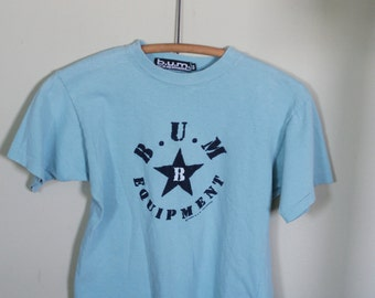 vintage bum equipment tee shirt childrens size 6x