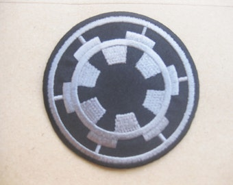 Free shipping STAR WARS Imperial Empire Patch Badge 7x7CM