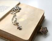 Fleur De Lis Bracelet, New Orleans Jewelry, Silver Bracelet, Spiritual Jewelry