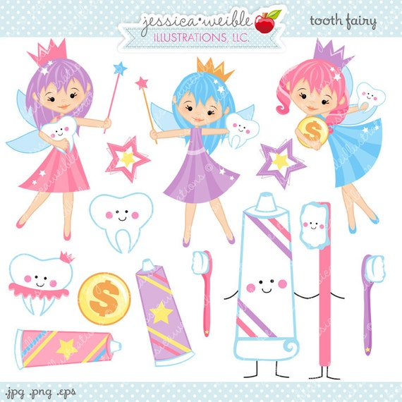 Tooth Fairy Clipart Commercial Use OK Tooth Fairy (570 x 570 Pixel)