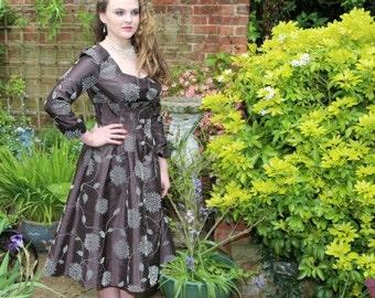 Womens Vintage inspired dress