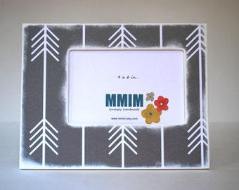 4 x 6 Picture Frame - Wild And Free Picture Frame