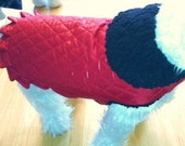 Waterproof Quilted Small Dog Winter Jacket