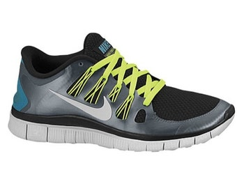 05b2b1d7d02d3 Nike Free 5.0+ Women u0026 39 s Running Shoes - Black
