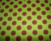 Lode Ta dots fabric by Michael Miller 1 yard