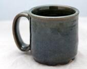 Dark translucent green Mug