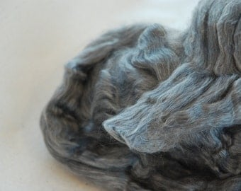 STONE Mulberry Silk & superfine 18 mic Merino Wool Blend co.no.730