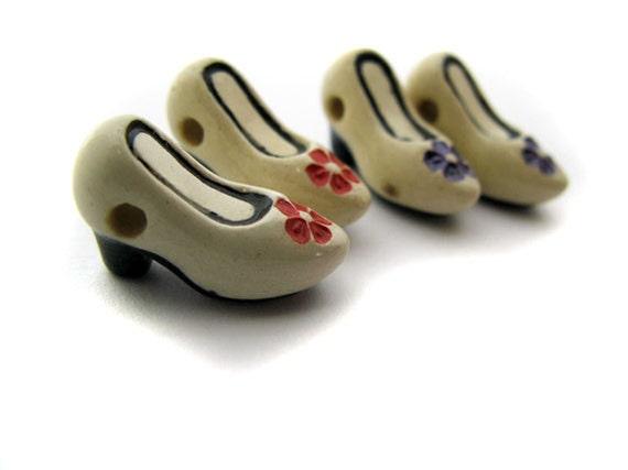 10 ceramic large high heel shoe cbds 118