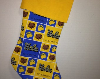 Personalized UCLA  Bruins stocking